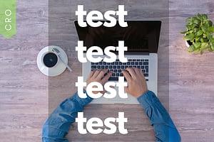 a/b testing cu google optimize